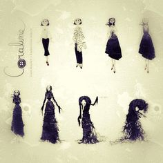Coraline conceptual art from the amazing Chris Appelhans. It's the Other Mother.