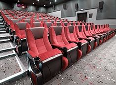 Buy cinema seating that has incredible levels of comfort and also ensure that the chairs that you choose have premium models and add-ons such as recliners, tray tables, service call buttons and much more.