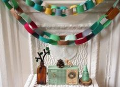 How to Make a No-Sew Felt Garland on Etsy