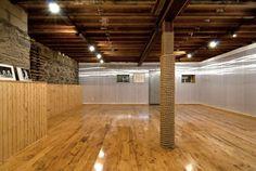 WTKO Honbu Dojo - Modern Contemporary Dojo Interior Design Space