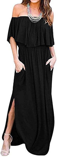 c6b967f554ff5 74 Best Maxi Dresses images in 2018   Fashion dresses, Clothes women ...