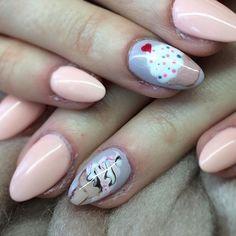 Ice Cream Designs for Nails 2