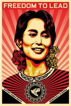 Freedom to lead, Shepard Fairey