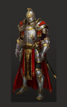 ArtStation - The Blood Red , subhadip bhatta