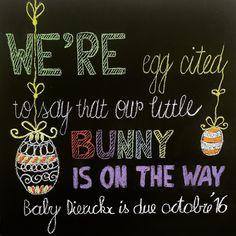 #HappyEaster Egg cited - Vrolijk Pasen!