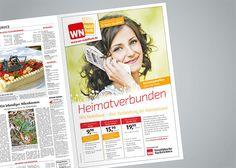 Mobilfunk-Kampagne für den Aschendorff-Medien Gmbh & Co.KG-Verlag von B&S Werbeagentur Münster