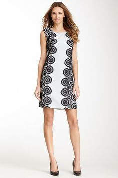 Julia Jordan Lace Sleeveless Shift Dress by Julia Jordan on @HauteLook