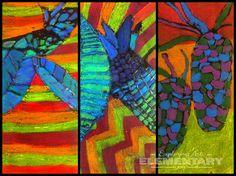Art. Eat. Tie Dye. Repeat.: 4th Grade