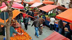 Andrew Zimmern's Top 15 Food Markets Around the World