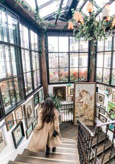 21 of the Cutest Parisian Cafés You Need To Visit - Landry Has Landed Paris 3, Paris Girl, Rose House, Cute Cafe, Shooting Photo, Parisian Chic, Tour Eiffel, Travel Aesthetic, The Places Youll Go