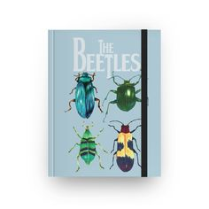 Sketchbook The Beetles