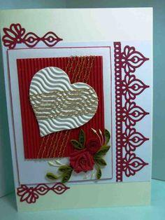 Wedding or Anniversary Card | docrafts.com