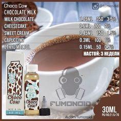 #fumonoid #chococow #chocolatemilk #fumonoid_chococow #tpa #vape #vapor #vaping #пар #парение #замес #самозамес #жижа #жидкость #жидкостьдляэлектронныхсигарет #ejuice #eliquid #clone #клон #milkchocolate #cheesecake #sweetcream #cappuccino #ethylmaltol #шоколад #чизкейк #сладкийкрем #капучино