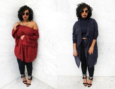 a463d74f058 First Look  Zelie for She  Forever Young  Fall Collection. Plus Size ...