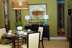 Image result for green and gold interior colors sherwin williams