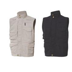 Amazon.com: 24-7 Series Black Tactical Vest: Clothing