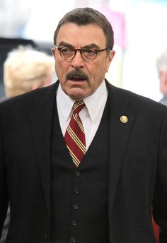 Tom Selleck as Police Commissioner Frank Reagan