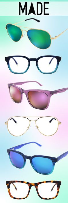 Made Eyewear Designed by You, for You: http://eyecessorizeblog.com/2014/12/eyewear-designed-you/
