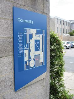 fwdesign: wayfinding & design consultants | University of Kent