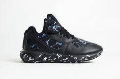 Adidas – Tubular Runner Womens Marble-Pack (Black/ Black/White) #lpu #sneaker #sneakers
