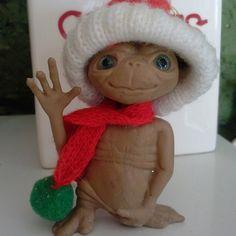 #Christmas #ET #alien #telefonomicasa