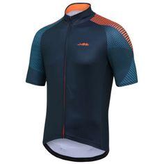 wiggle.com | dhb Blok Prism Lightweight SS Thermal Jersey | Short Sleeve Jerseys