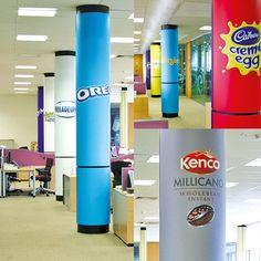 Offices Rebranding Energy Drinks, Red Bull, Offices, Beverages, Packaging, Digital, Drinks, Wrapping, Desks