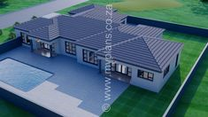 4 Bedroom House Plan 4 Bedroom House Plan – My Building Plan. - 4 Bedroom House Plan 4 Bedroom House Plan – My Building Plans South Africa This - Split Level House Plans, Square House Plans, Free House Plans, Tuscan House Plans, Metal House Plans, 4 Bedroom House Plans, Family House Plans, Contemporary House Plans, Modern House Plans