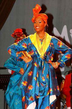costume creole