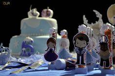 Aniversário Anita 06 anos - Frozen