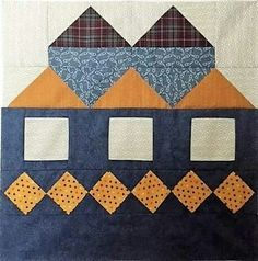 Thank you Paula Lidyoff for sending us a picture of your block #6 to share! Instructions now available on our Facebook page as well as on our webpage at www.nikkisquiltshop.com
