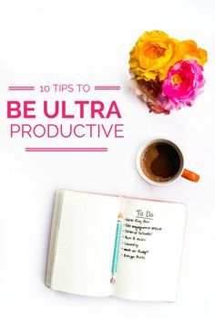 //10 Tips to boost your productivity like crazy #college #gradschool