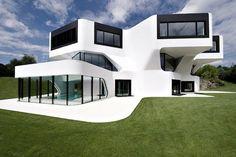 "The ""Dupli Casa"" – Futuristic Crib in Ludwigsburg (14 Pictures)"