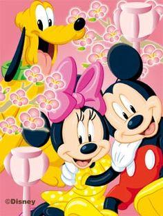 クリックすると新しいウィンドウで開きます Disney Mouse, Minnie Mouse Cake, Mickey Mouse And Friends, Disney Mickey, Disney Art, Walt Disney, Tarzan, Aladdin, Image Mickey