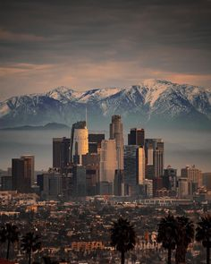 Downtown Los Angeles by @patrickc_la by CaliforniaFeelings.com california cali LA CA SF SanDiego