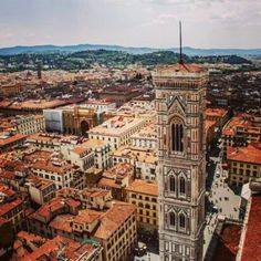 #Florence #Italy #CampanilediGiotto