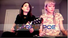 """Rebecca Lovell Megan Lovell: Larkin Poe - George Thorogood Cover (""""Bad To The Bone"""")    Welcome to Larkin Poe's """"Tip o' The Hat"""" video series.  To build a fire of creativity you need fuel. As artists we aspire to keep learning the songs that move and inspire us. Art begets art. While were at it we want you to share in the experience  these are some of the songs that have shaped us.  Don't you wanna go down the Larkin Poe Social-Media rabbit hole? Official Website: http://ift.tt/1biyFfT…"""