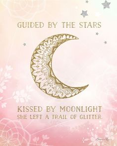 Guided by the Stars Art Print
