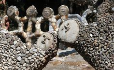 Nek Chand Saini[1] (नेक चंद सैनी) is a self-taught Indian artist, known for building the Rock Garden of Chandigarh, an eighteen-acre sculpture garden in the city of Chandigarh, India.[2]  He hailed from Shakargarh region (now in Pakistan) of district Gurdaspur. His family moved to Chandigarh in 1947 during the Partition. At the time, the city was being redesigned as a modern utopia by the Swiss/French architect Le Corbusier. It was to be the first planned city in India, and Chand found work…