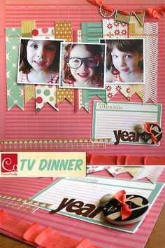 Year 7 | TV Dinner Collection | Cosmo Cricket