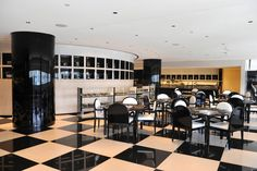 Armani/Peck, the authentic Milan-inspired deli at Armani Hotel Dubai