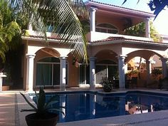 Charming+Mexican+Colonial+5+Bdrm+Villa+With+A+Fantastic+Pool,+Patio+And+Garden.+++Vacation Rental in Quintana Roo from @homeaway! #vacation #rental #travel #homeaway