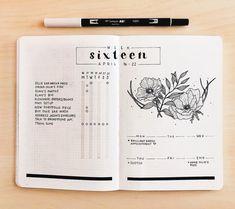 17 Minimalist Bullet Journal Ideas — Sweet PlanIt