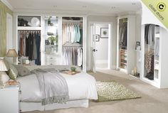 Wardrobe Storage Solutions - Bedroom Furniture From Sharps
