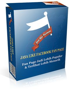 Jasa Like Facebook Fan Page