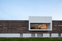 #cantina #cellar #winery Logowines Winery - Évora, Portugal - Design:  PMC Arquitectos
