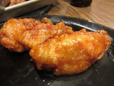 Dr. Pepper Chicken Wings