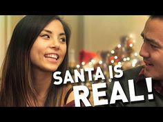 SANTA IS REAL! - YouTube