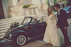 #romanticweddingcar