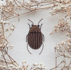 Humayrah Poppins Embroidery + Best of the Web